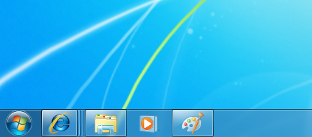 Make Windows 10 Taskbar like Windows 7.