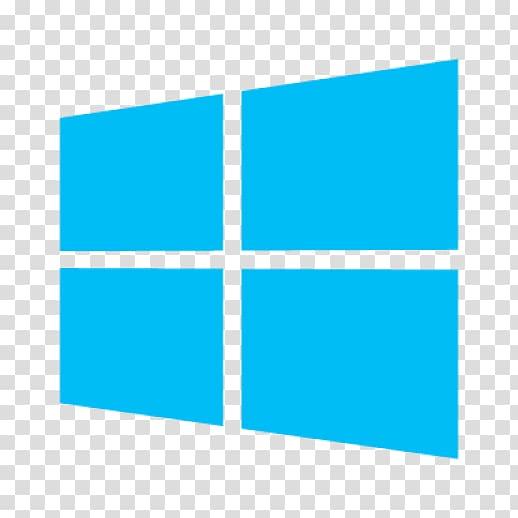 Blue Microsoft Windows logo, Windows 8.1 Microsoft Windows.