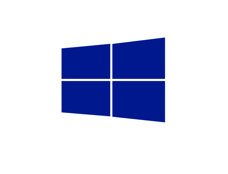 Windows 8 Icon Transparent #298435.