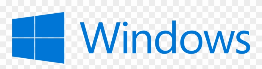 Microsoft Windows Clipart Blue Window.