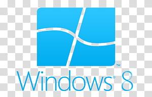 Windows concept Talisman, handless wall clock transparent background.