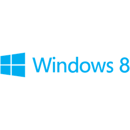 Windows 8 Icon of Flat style.