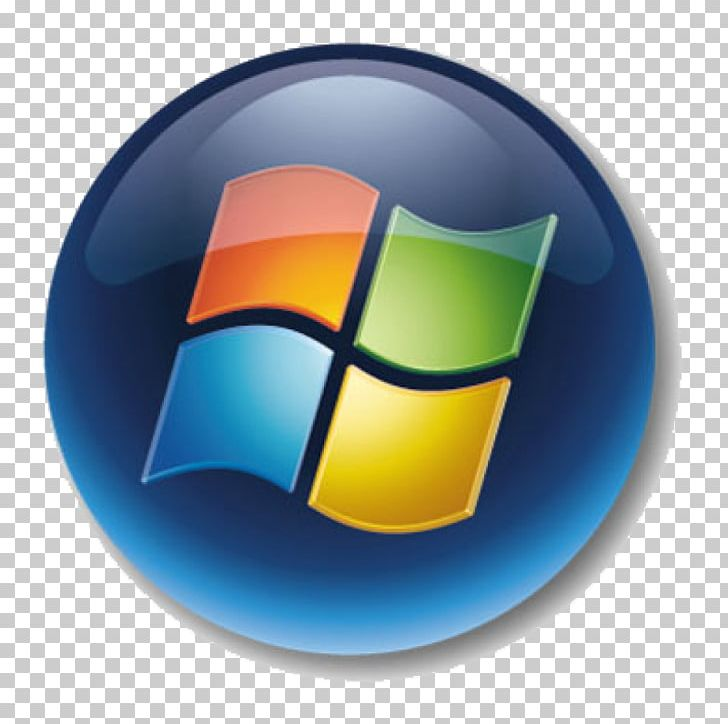 Windows 7 スタートボタン Start Menu Windows Vista PNG.