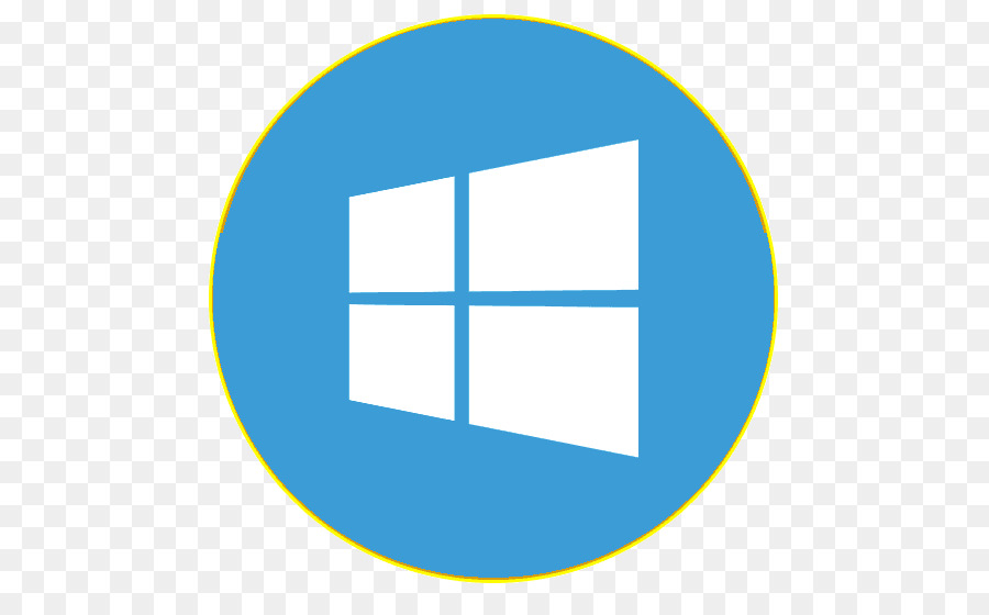 Windows 8 Blue png download.