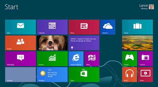 How to get the Start menu back in Windows 8.