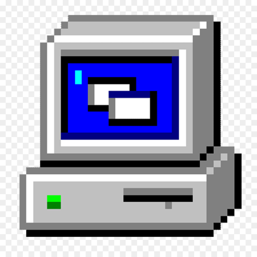 Windows 95 Icon png download.