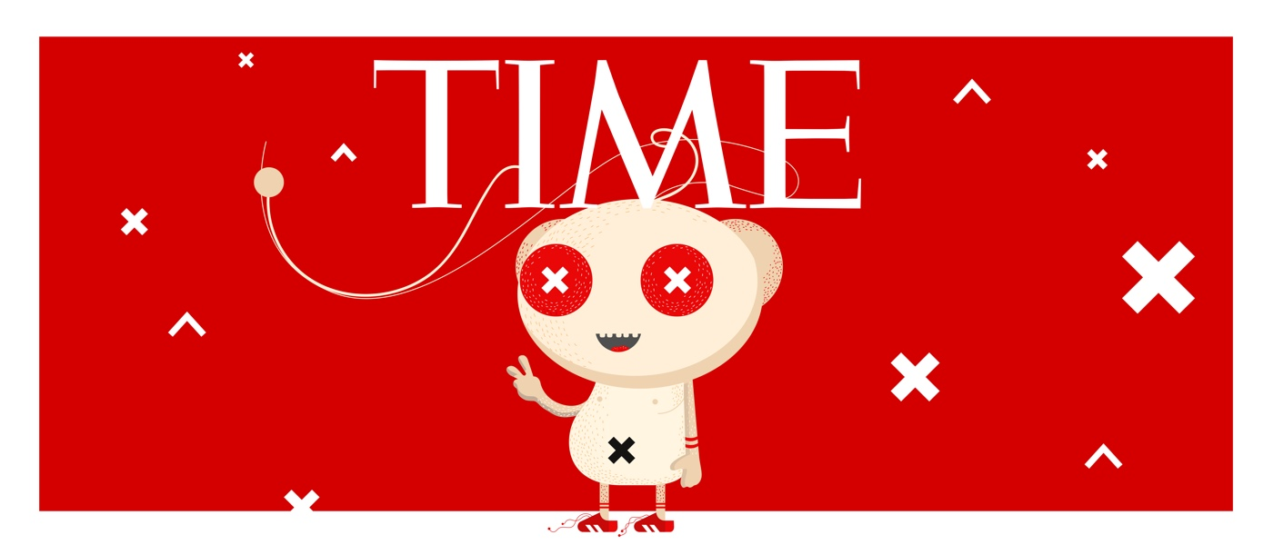 Reddit\'s unlikely first edit partner: Time magazine.