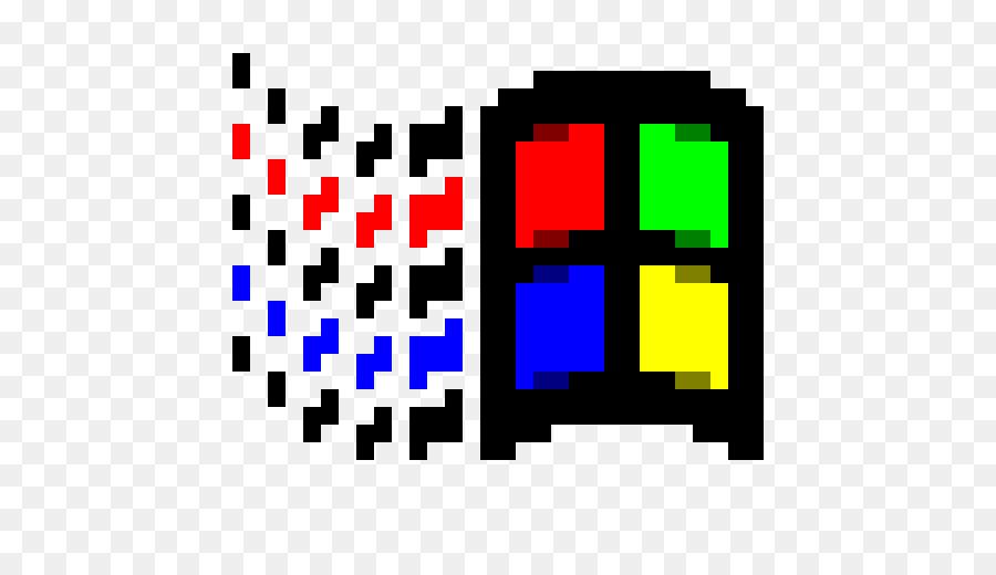 Windows 95 Text.