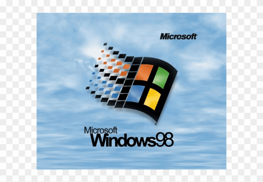 Window 98 Windows 9x, Micro Computer, 90s.