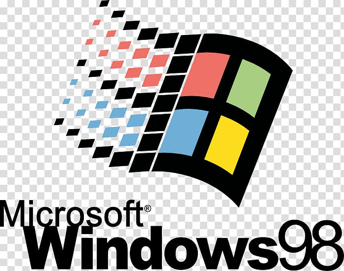 Microsoft Windows 98 icon, Windows 98 Microsoft Windows 95 Windows.