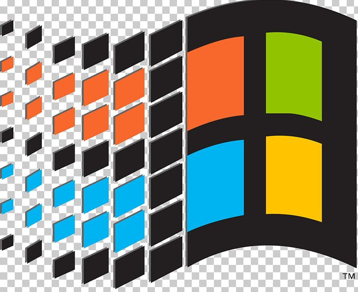Windows 95 Microsoft Windows 3.1x Windows 98 PNG, Clipart, Angle.