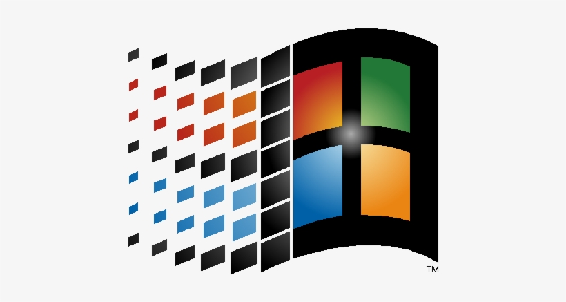 Windows 98 Logo Png (+).