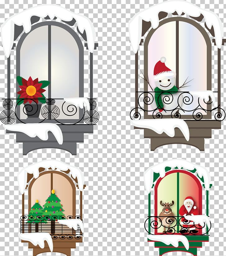 Christmas Window Christmas Window PNG, Clipart, Christmas, Christmas.