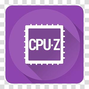 Shadow Windows Icons, CPU.