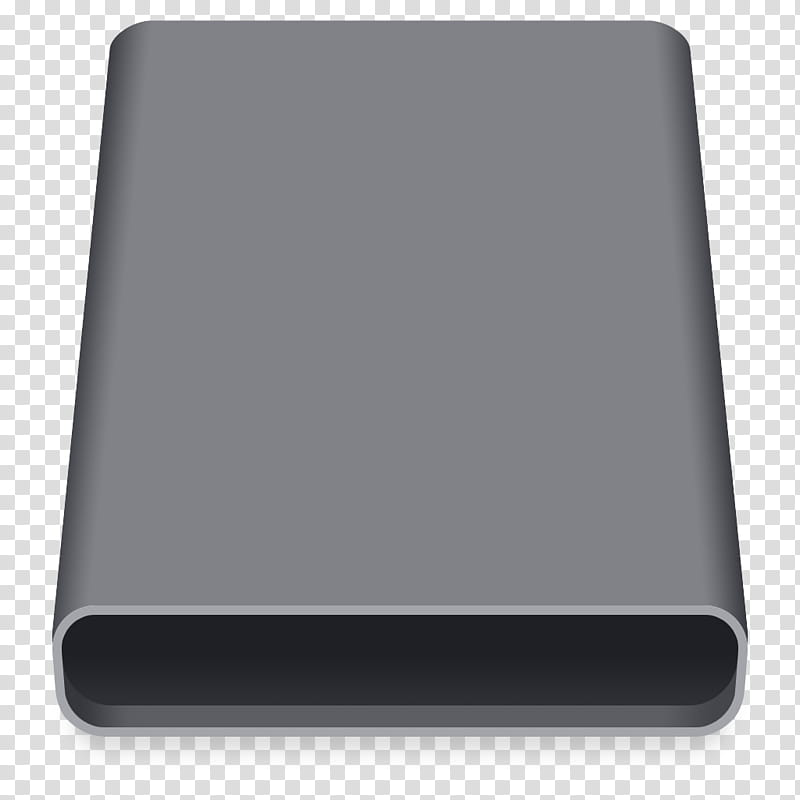 Disk Icon for macOS with Windows Style, DiskSpaceGrey.