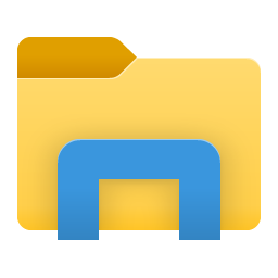 Download File Explorer Icon from Windows 10 Build 18298.