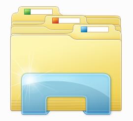 Windows Explorer Icon #353172.