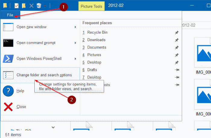 Can't preview .png files in explorer.