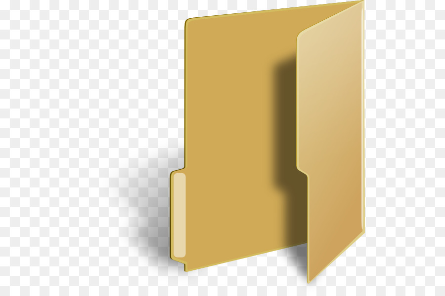Download windows folder clipart Directory Computer Icons.