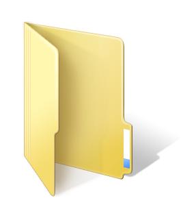 Folder Icon Windows #403362.