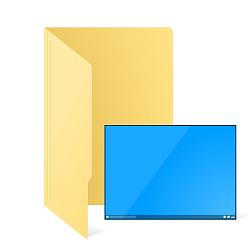Change or Restore Desktop Folder Icon in Windows.