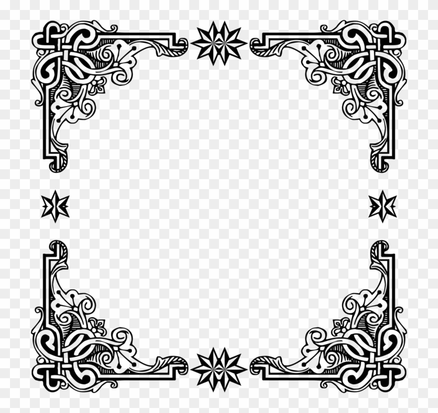 Windows free clipart borders Transparent pictures on F.