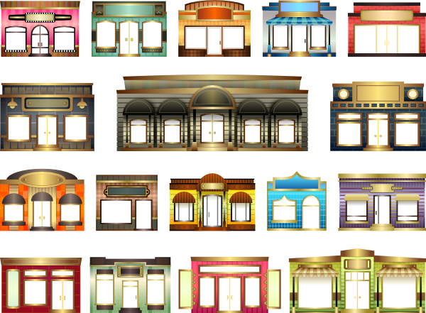 Row of windows clipart 20 free Cliparts.