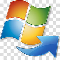 Windows Live For XP, Microsoft logo transparent background.