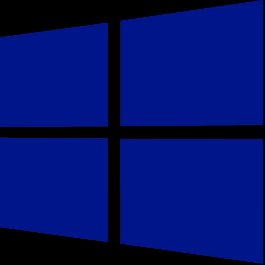 Windows Logo PNG Download Image.