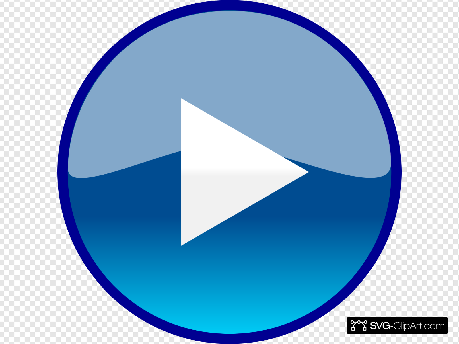 Windows Media Player Play Button Clip art, Icon and SVG.
