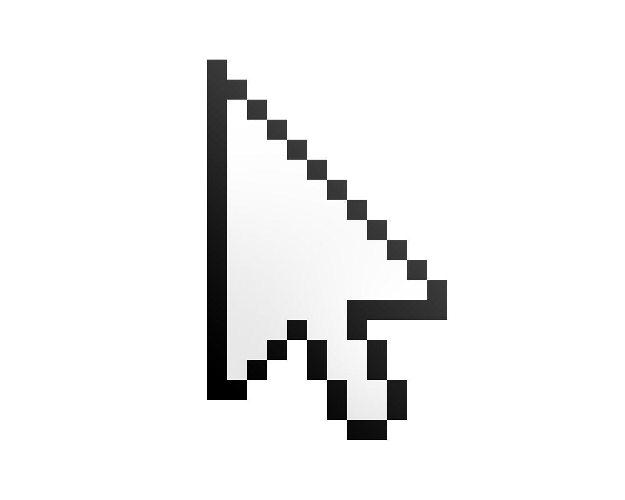 Windows Hand Pointer Icon #131005.