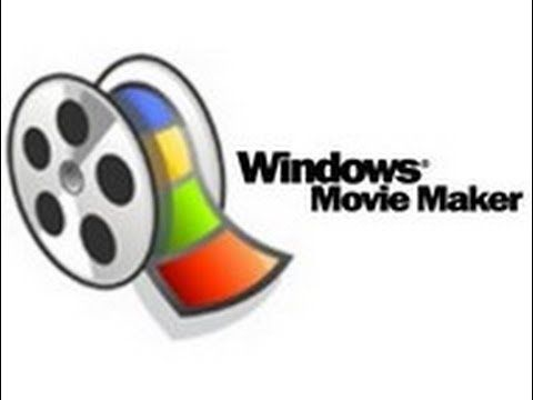 Windows Movie Maker Logo.