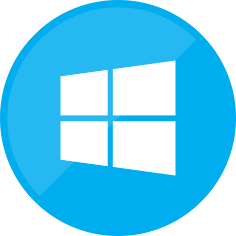 Microsoft, operating system, os, windows, windows phone icon.