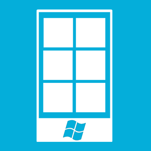 Smart phone, windows phone icon #12060.