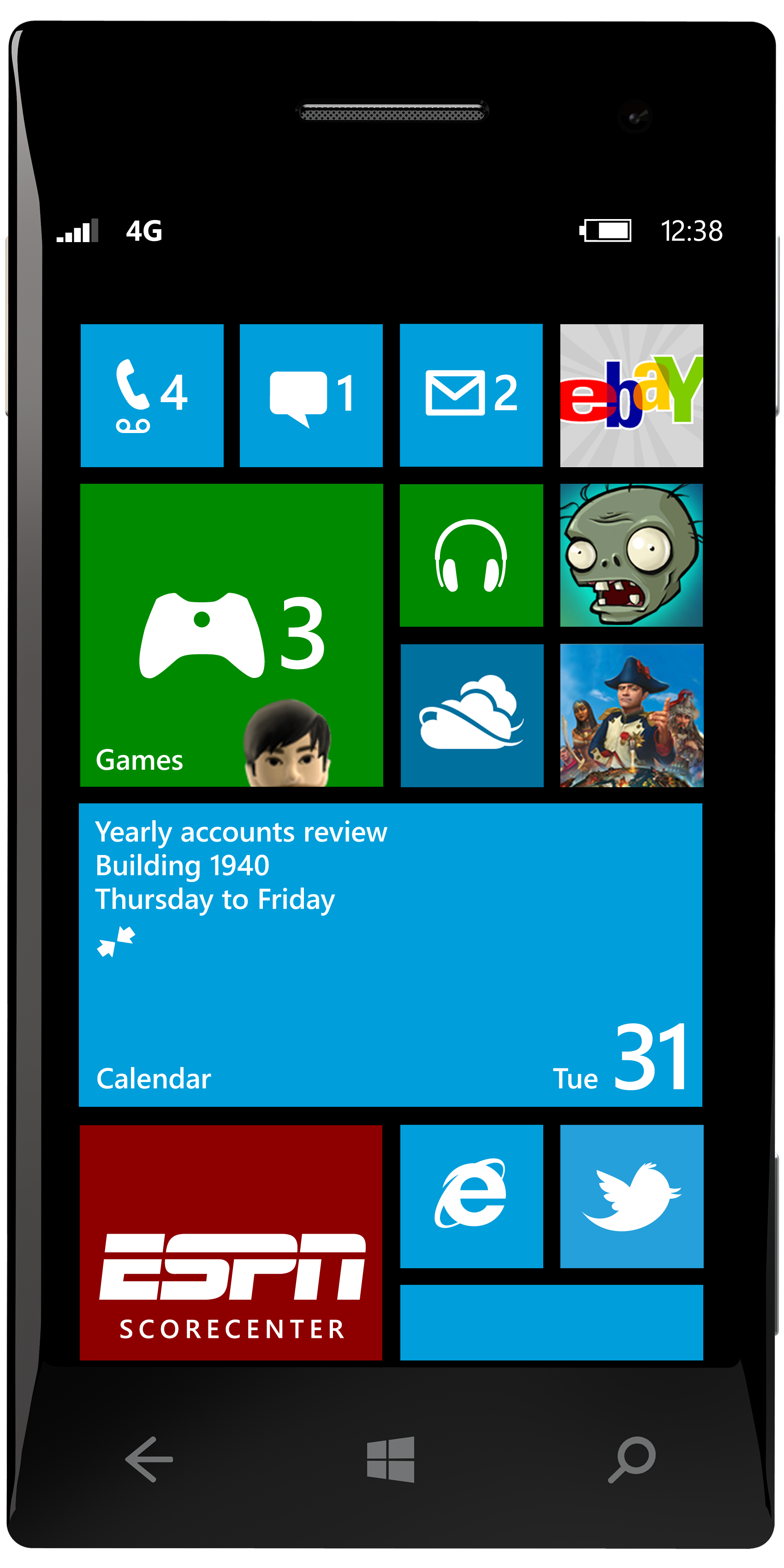 Windows NT coming to phones with Windows Phone 8.