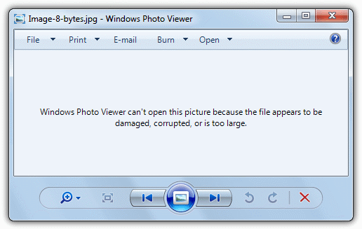 5 Tools to Repair Corrupted JPEG Photos and Images • Raymond.CC.