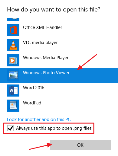 How to Make Windows Photo Viewer Your Default Image Viewer on Windows 10.