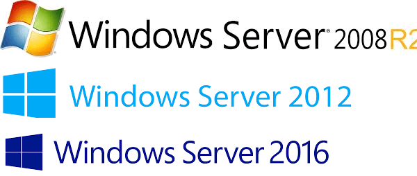 Windows Server Logo.