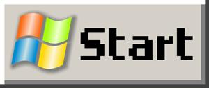Windows Start Button Logo Vector (.CDR) Free Download.