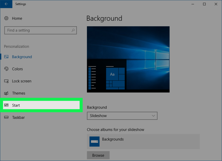 How to Enable Full Screen Start Menu on Windows 10: 5 Steps.