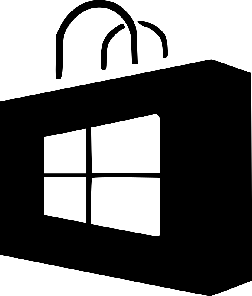 Windows Store Svg Png Icon Free Download (#433382).