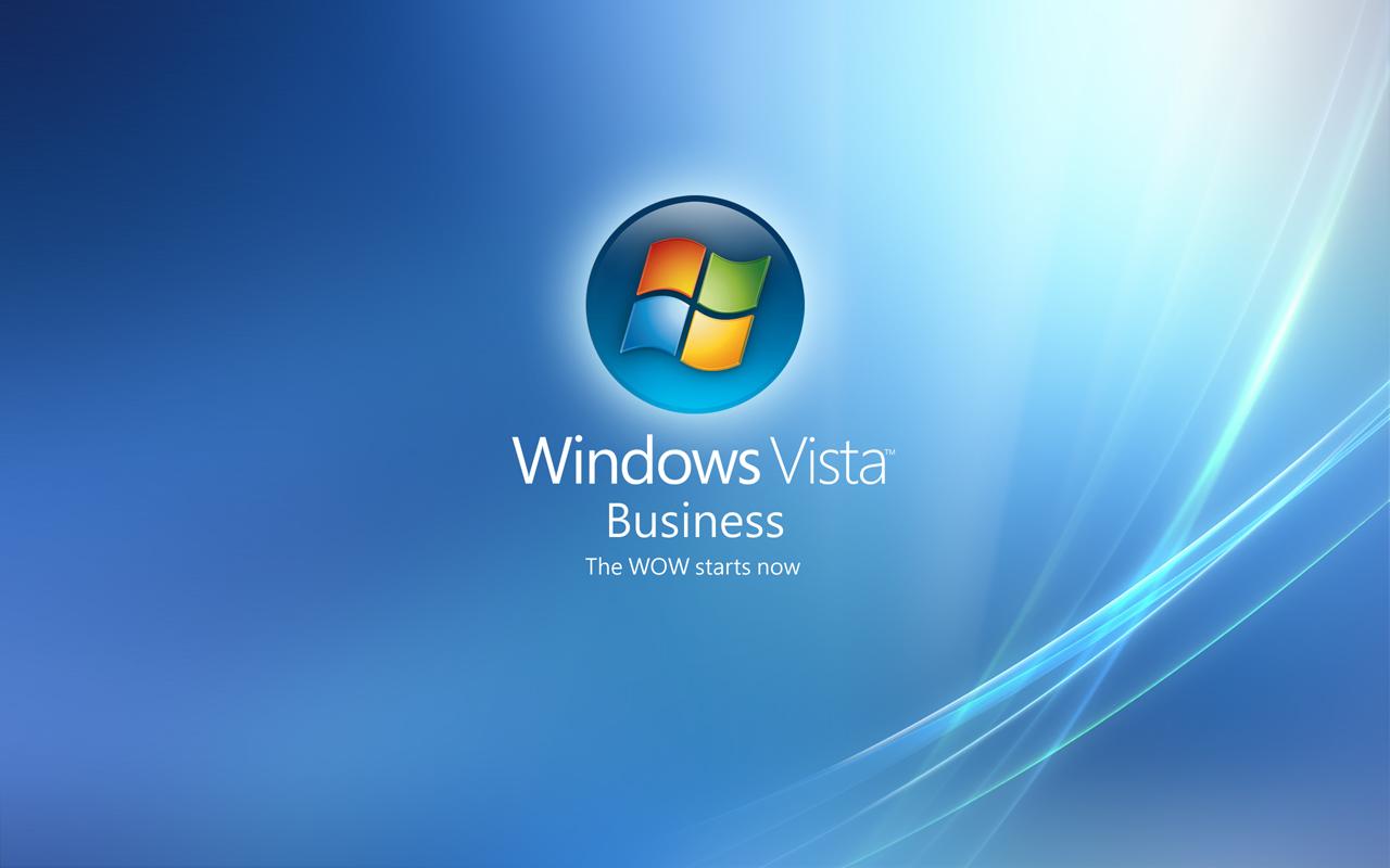 Microsoft Vista Clipart.