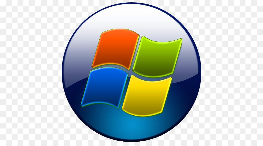 Windows 7 Start Icon png download.