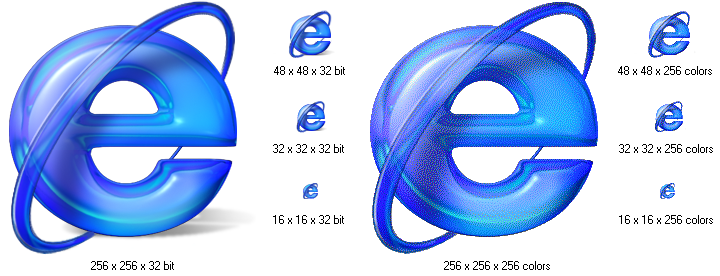 What's new in Vista Icons?.