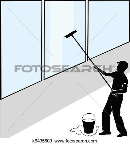 Pictures of Window Washing, window cleaning k5373988.