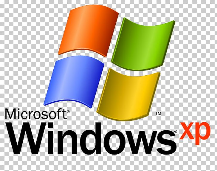 Windows XP Logo Microsoft Windows Operating Systems Computer PNG.