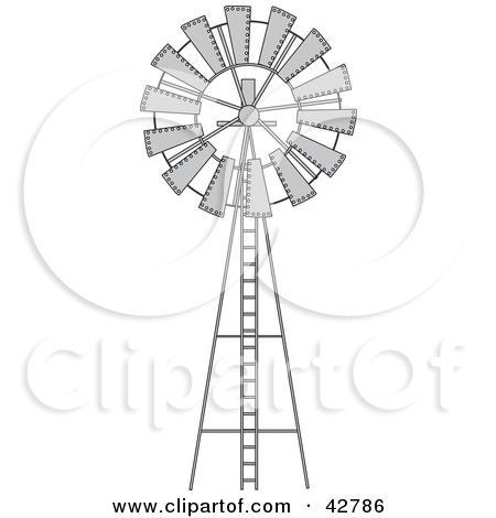Wind Pump Clipart (23+).