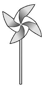 Windrad Clip Art Download.