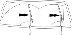 Wiper Blade Clip Art.