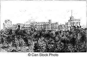 Windsor castle Clipart and Stock Illustrations. 22 Windsor castle.